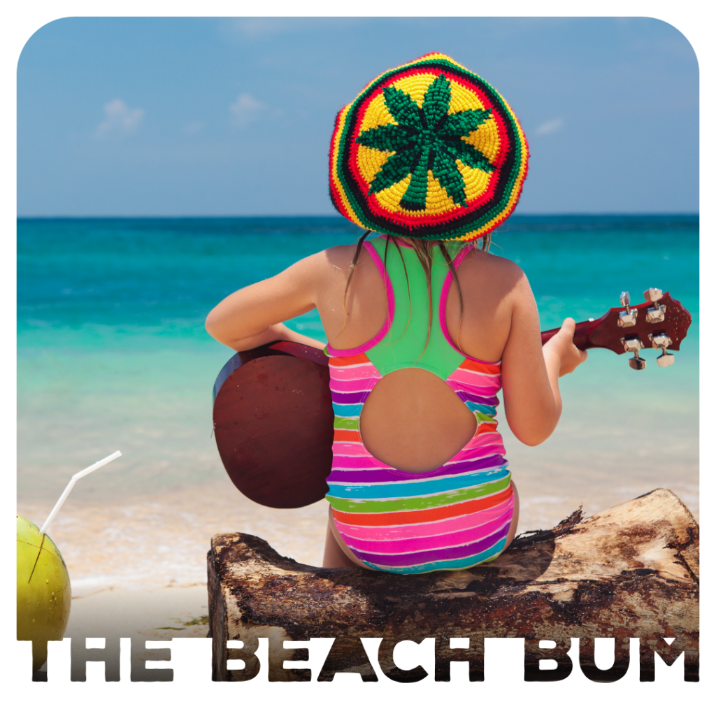 Beach Bum Image