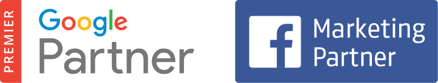Facebook and Google Partner Images